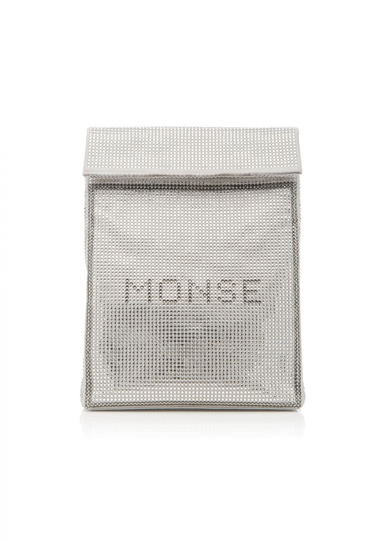 MONSE Crystal Bag Front View