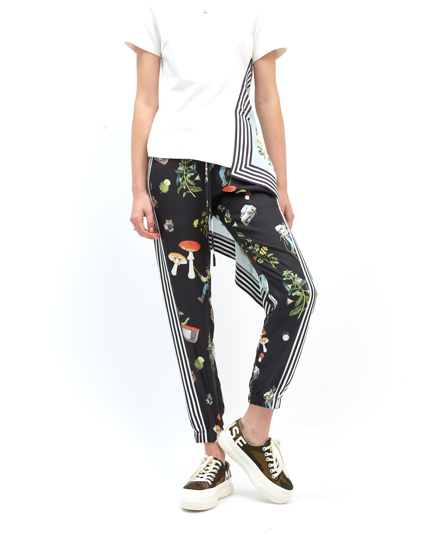 MONSE Climbing High Jogger Pant on Model Full Front View