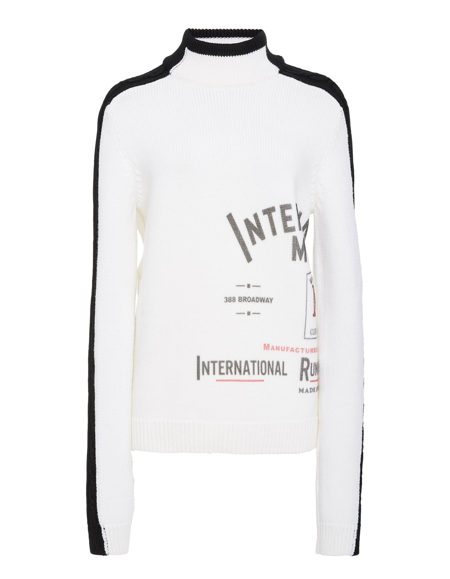 International Mock Turtleneck