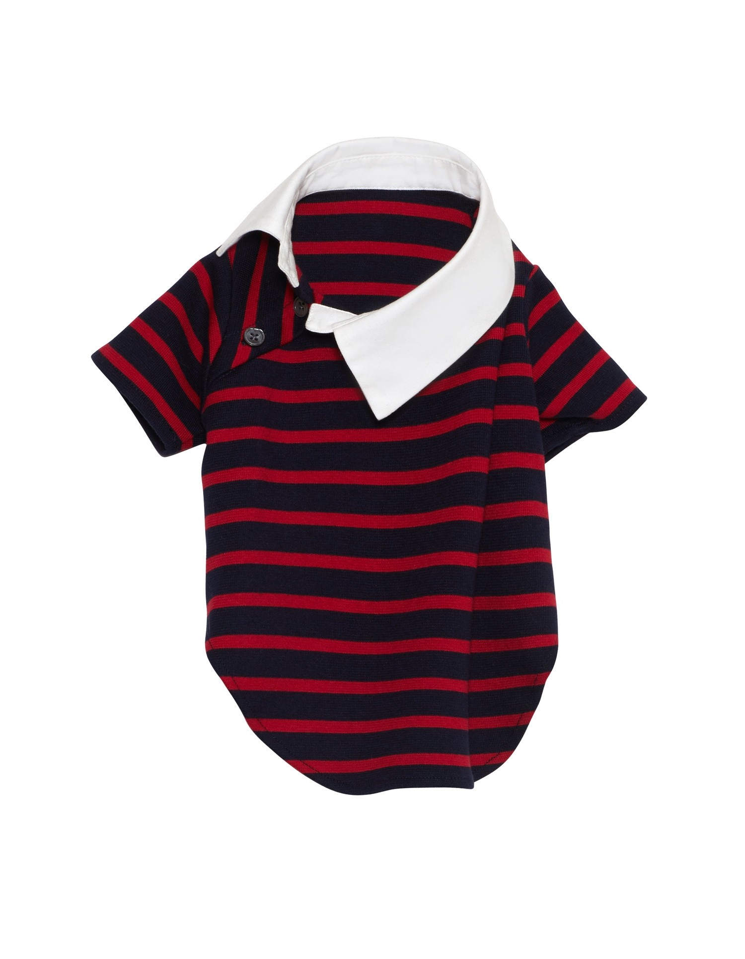 MONSE Dog Twisted Polo Front