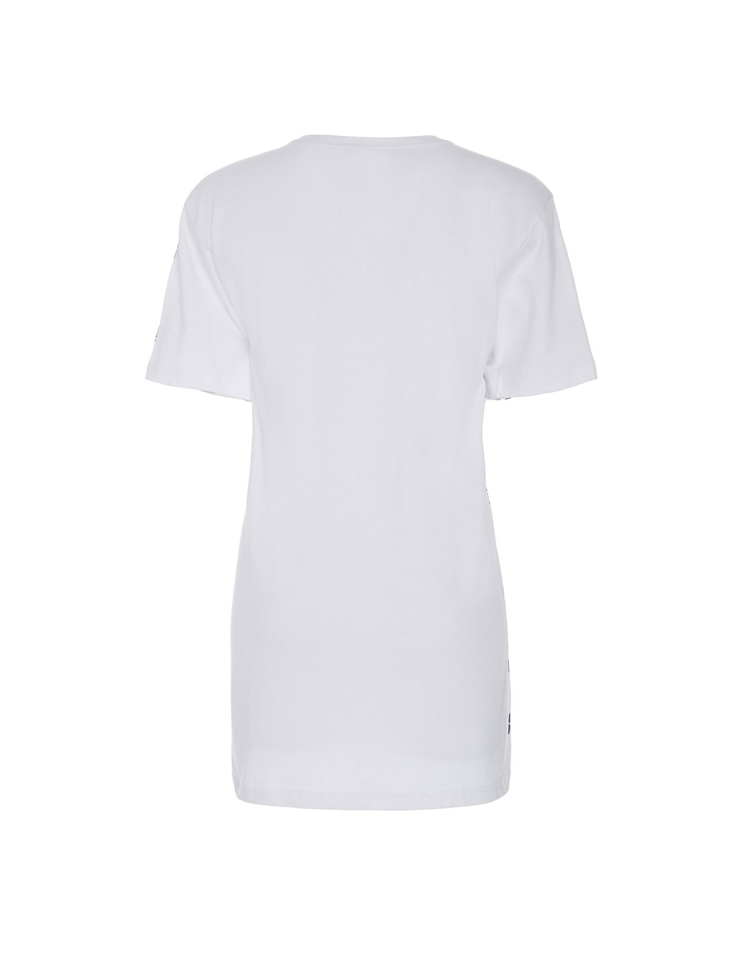 Monse Unisex Rope Print Tee Back