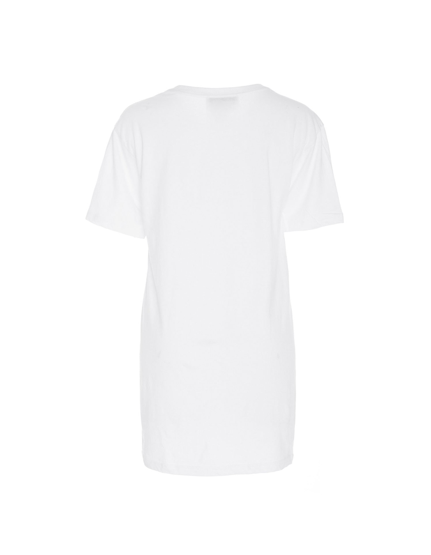 Monse Rope Print Tee in White Back