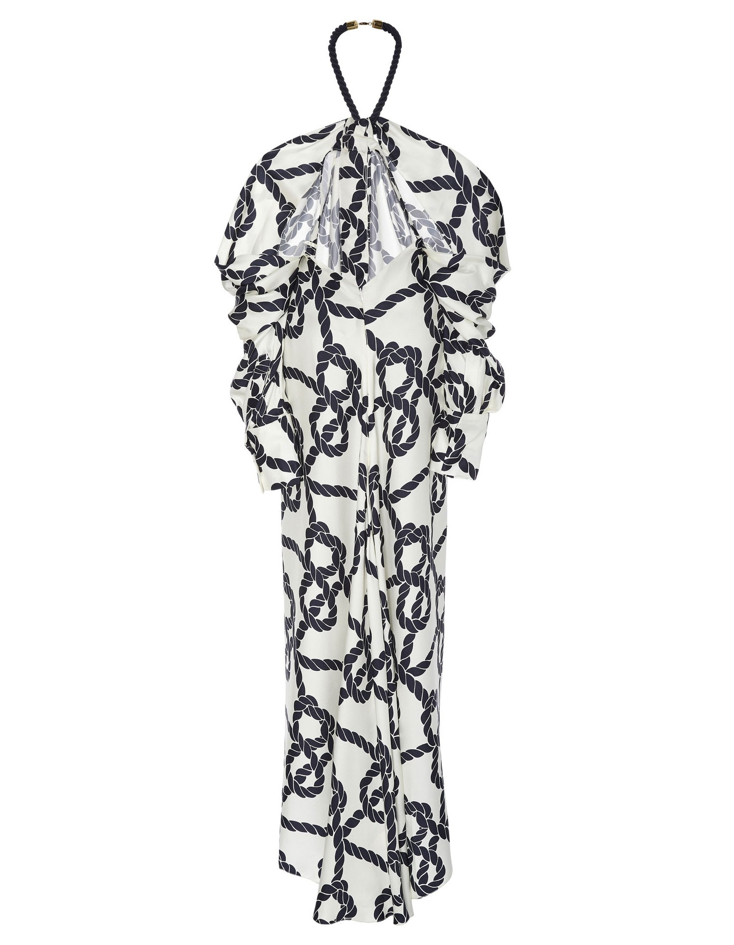 Monse Women's Rope Caftan Back
