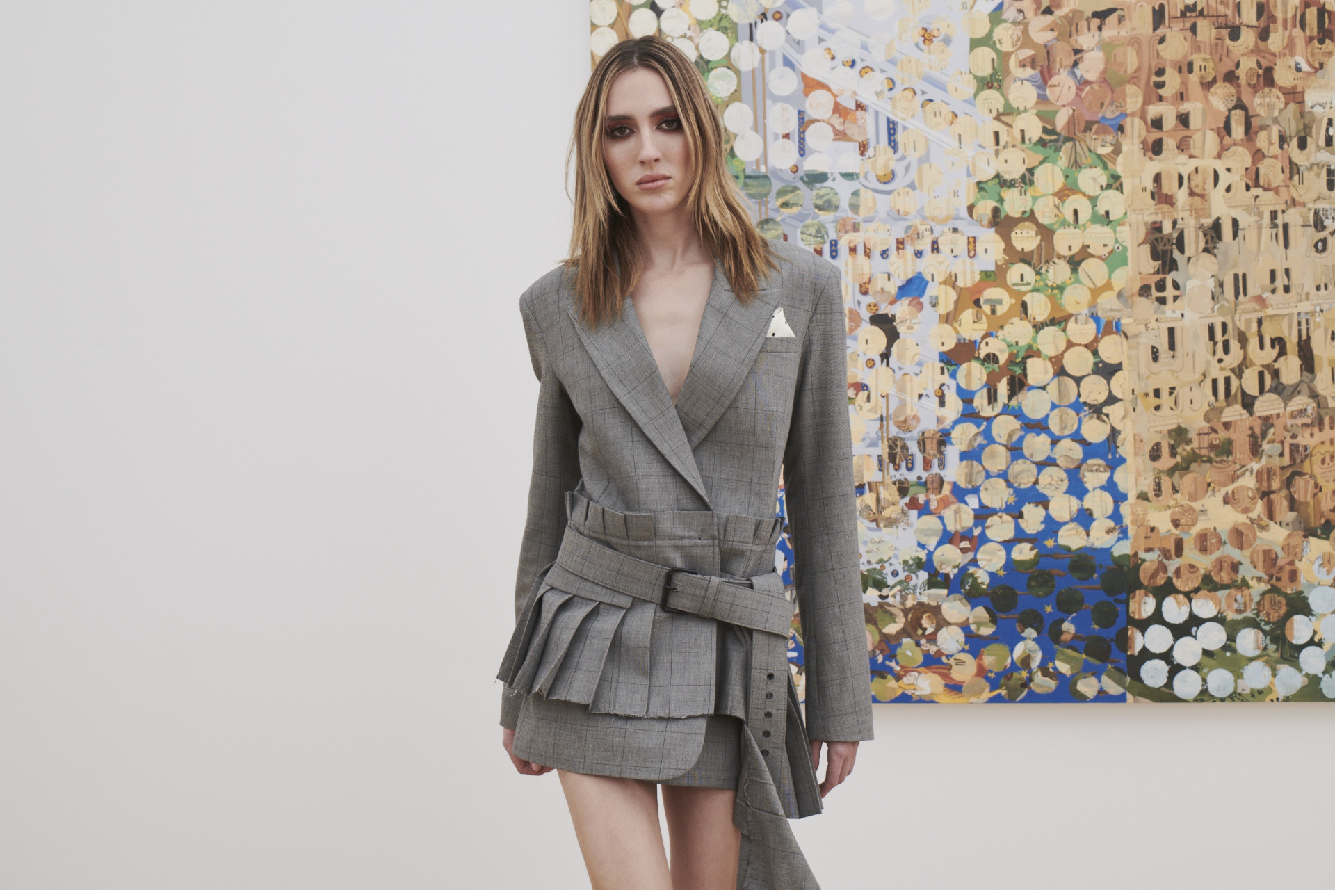 discover monse pre fall  collection