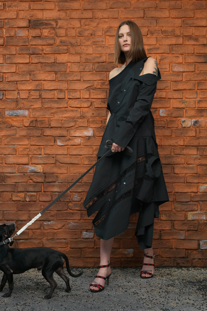 Monse Pre-Fall 2019 Look